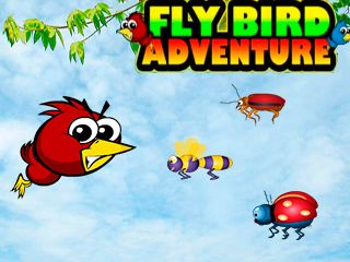 Download free mobile game: Fly bird adventure - download free games for mobile phone