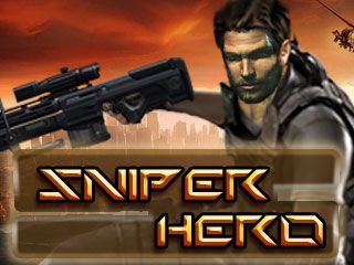 Download free mobile game: Sniper hero - download free games for mobile phone