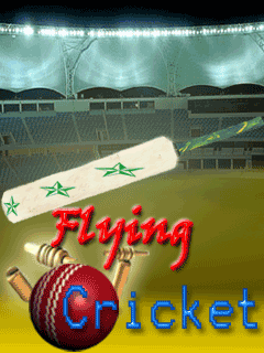 Download free mobile game: Flying: Cricket - download free games for mobile phone