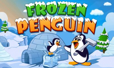 Download free mobile game: Frozen penguin - download free games for mobile phone