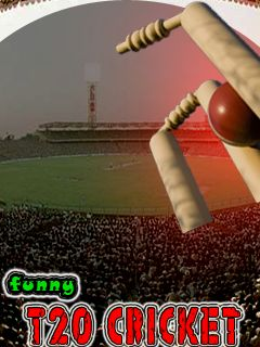 Download free mobile game: Funny T20 cricket - download free games for mobile phone