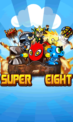 Download free mobile game: Super eight - download free games for mobile phone