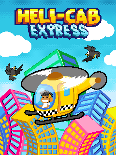 Download free mobile game: Heli-cab express - download free games for mobile phone