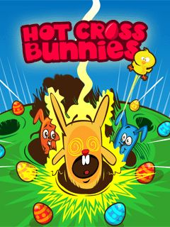 Download free mobile game: Hot cross: Bunnies - download free games for mobile phone