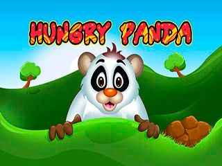 Download free mobile game: Hungry panda - download free games for mobile phone