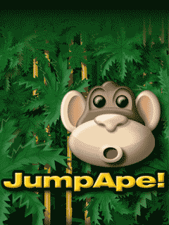 Download free mobile game: Jump ape - download free games for mobile phone