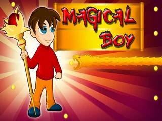 Download free mobile game: Magical boy - download free games for mobile phone