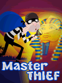 Download free mobile game: Master thief - download free games for mobile phone