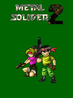 Download free mobile game: Metal soldier 2 - download free games for mobile phone