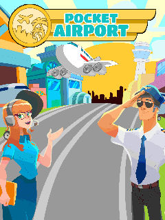 Download free mobile game: Pocket airport - download free games for mobile phone