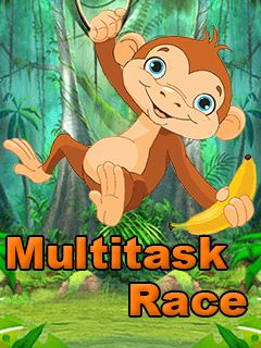 Download free mobile game: Multitask race - download free games for mobile phone