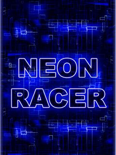 Download free mobile game: Neon racer - download free games for mobile phone