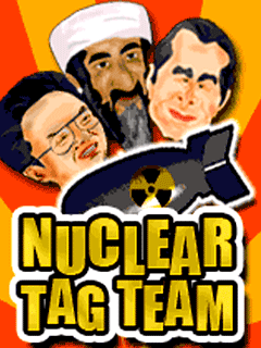 Download free mobile game: Nuclear tag team - download free games for mobile phone