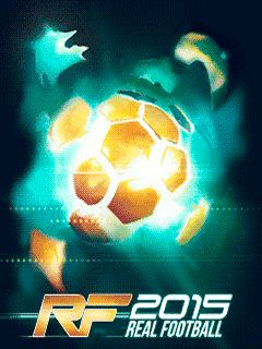 Mobile game Real football 2015 - screenshots. Gameplay Real football 2015