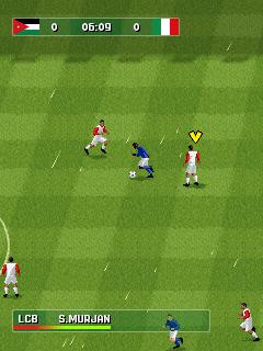 Fifa World Cup Brazil 2014 Asha 306 Java Game