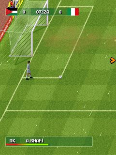 Mobile game 2014: FIFA World cup Brazil - screenshots. Gameplay 2014: FIFA World cup Brazil