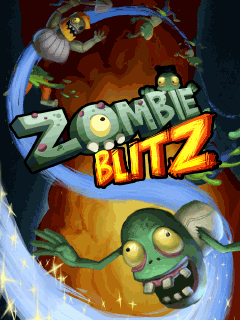 Download free mobile game: Zombie blitz by Baltoro games - download free games for mobile phone