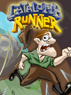 Download free mobile game: Catacomb runner - download free games for mobile phone