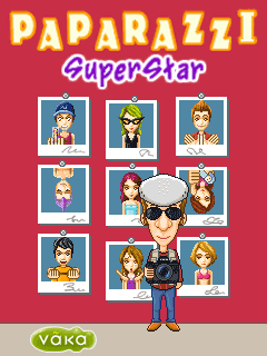 Download free mobile game: Paparazzi: Superstar - download free games for mobile phone