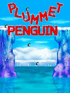 Download free mobile game: Plummet penguin - download free games for mobile phone