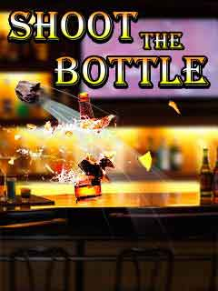 Download free mobile game: Shoot the bottle by Hututu games - download free games for mobile phone