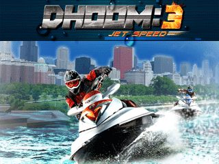 Download free mobile game: Dhoom 3: Jet speed - download free games for mobile phone