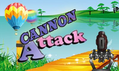 Download free mobile game: Cannon attack - download free games for mobile phone