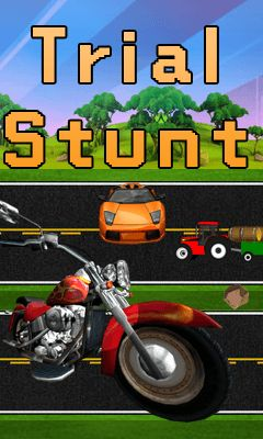 Download free mobile game: Trial stunt - download free games for mobile phone