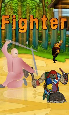 Download free mobile game: Fighter - download free games for mobile phone