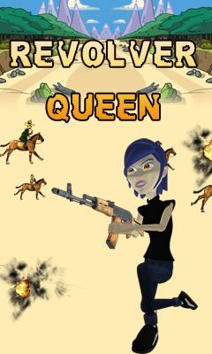 Download free mobile game: Revolver queen - download free games for mobile phone