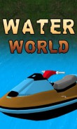 Download free mobile game: Water world - download free games for mobile phone