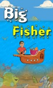 Download free mobile game: Big fisher - download free games for mobile phone