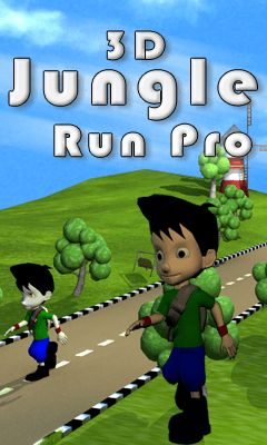 Download free mobile game: 3D jungle run pro - download free games for mobile phone