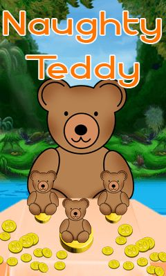 Download free mobile game: Naughty Teddy - download free games for mobile phone