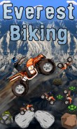Download free Everest biking - java game for mobile phone. Download Everest biking