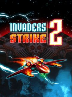 Download free mobile game: Invaders strike 2 - download free games for mobile phone