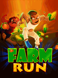 Download free mobile game: Farm run - download free games for mobile phone