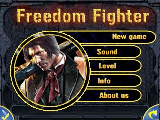 Mobile game Freedom fighter - screenshots. Gameplay Freedom fighter