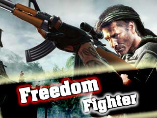 Download free mobile game: Freedom fighter - download free games for mobile phone