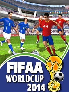 Download free mobile game: FIFAA: World сup 2014 - download free games for mobile phone