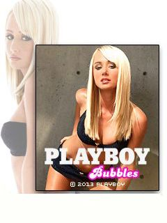 Download free mobile game: Playboy: Bubbles - download free games for mobile phone