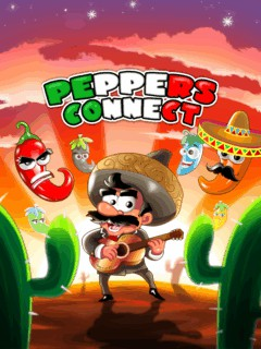 Download free mobile game: Peppers connect - download free games for mobile phone
