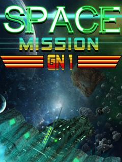 Download free mobile game: Space mission GN 1 - download free games for mobile phone