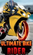 In addition to the  game for your phone, you can download Ultimate bike rider for free.