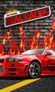 Download free Real racing - java game for mobile phone. Download Real racing