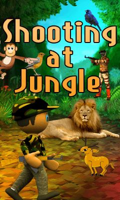 Download free mobile game: Shooting at jungle - download free games for mobile phone