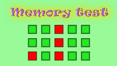 Download free mobile game: Memory test - download free games for mobile phone
