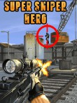 Download free mobile game: Super sniper hero - download free games for mobile phone