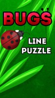 In addition to the  game for your phone, you can download Bugs: Line puzzle for free.