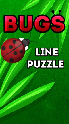 Download free mobile game: Bugs: Line puzzle - download free games for mobile phone